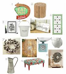 funky farmhouse decor on a budget re fabbed
