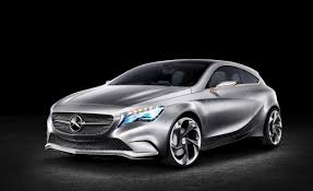 future mercedes mercedes benz concept a class future opponent for bmw 1 series