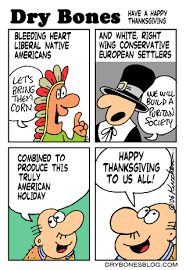 thinking about thanksgiving the bones