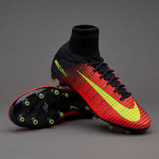 Nike Cr7 mens nike mercurial superfly v ag r sock football boots size uk 11 5
