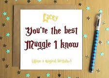 harry potter birthday cards and stationery for children ebay