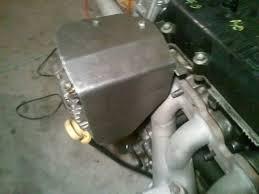 nissan sentra heat shield qr25de alternator heat shield