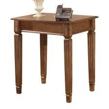 signature design by ashley h527 47 hamlyn home office corner table