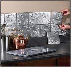 Peel And Stick Backsplash How To Install Sticktile Peel U - Self stick backsplash tiles