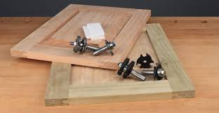 router bits for shaker style cabinet doors make mission or shaker style doors with tongue groove router bit