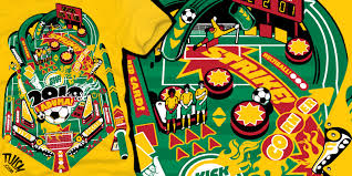 t shirt designs for sale 2010 pinball design for sale t shirt design by tuism mintees