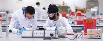 Lab Chemist Bsc Chemistry Imperial College London