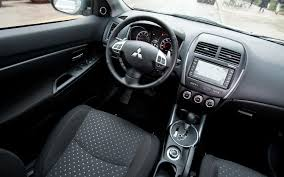nissan outlander interior car picker mitsubishi outlander sport interior images
