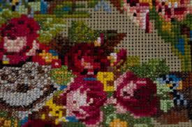 not your grannie s vintage needlepoint fendi
