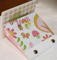 Small Scrapbook Album 7 Best Mini Matchbook Album Ideas Images On Pinterest Picture