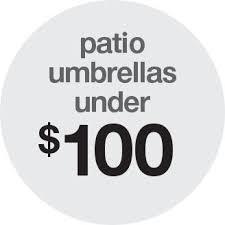 Used Patio Umbrellas For Sale Patio Umbrellas Target
