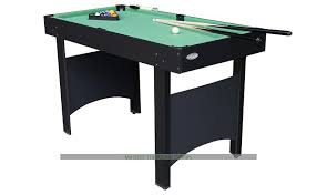 Sportscraft Pool Table Gamesson Ucla Ii 4 Foot Pool Table Accessories Included