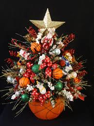 football ornaments for trees decore