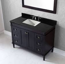 48 Bathroom Vanity With Granite Top Virtu Usa Es 40048 Bgsq Es Tiffany 48 In Bathroom Vanity Set