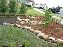 Border Ideas For Gardens Garden Border Rocks Landscape Border Ideas Best Garden Edging