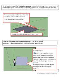 google sketchup paralell and perpendicular lines u0026 paralellegrams