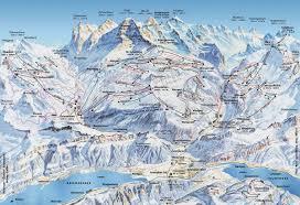 Alps Mountains Map Grüezi Grindelwald A Glimpse Of Grindelwald