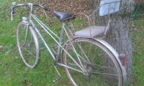 vélo avec siège bébé starnord avec siège enfant