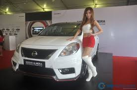 nissan almera user review malaysia nissan almera nismo performance package concept makes world debut