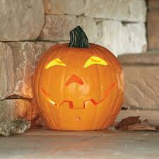 lighted halloween pumpkins morphing halloween pumpkin the green head