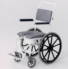 Shower Chairs With Wheels Gap Self Propelled Shower Chair