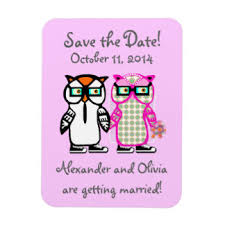 Funny Save The Date Funny Save The Date Refrigerator Magnets Zazzle
