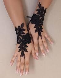 gant mariage les 25 meilleures idées de la catégorie gants en dentelle sur