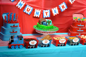 Thomas The Train Table And Chair Set Thomas The Train Cherry On Top Parties