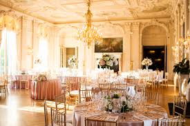 Cheap Wedding Ceremony And Reception Venues The Beautiful Ballroom Of The Rosecliff Mansion In Newport Ri