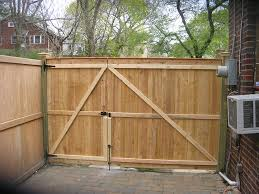 fence gate door crafts home