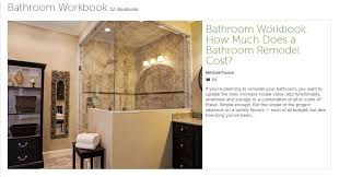 How Much Does It Cost To Add On A Bathroom How Much Does A Bathroom Remodel Cost Kevin Moquin Architect