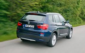bmw x3 2012 vs 2013 2012 bmw x3 reviews and rating motor trend