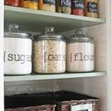 How To Organize Kitchen Cabinets And Pantry 15 Beautifully Organized Kitchen Cabinets And Tips We Learned