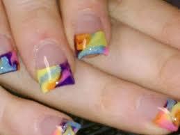 32 solid color acrylic nail designs picsrelevant