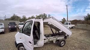 suzuki truck 2016 suzuki dump truck engine running for river sage customer youtube