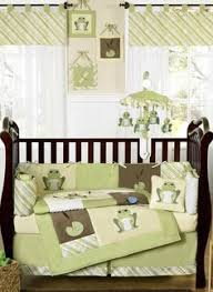 Frog Baby Bedding Crib Sets The Frog Pond Theme For A Boy Nursery Pinterest
