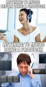 Music Producer Meme - must hear reference songs for producers antidote audio