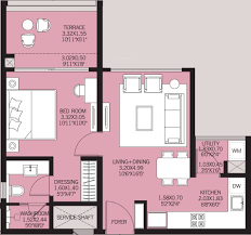 Breeze House Floor Plan Ds Kulkarni Breeze Residence In Saykarwadi Pune Price Location