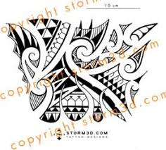 forearm flames tribal polynesian design a mix of ol flickr