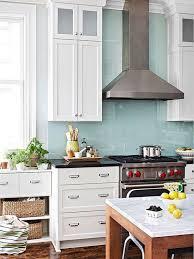 glass back splash glass kitchen backsplash ideas tile alternative apartment therapy