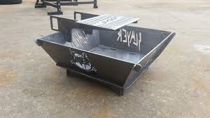 Custom Metal Fire Pits by Custom Collapsible Fire Pits Fleming Custom Metal Creations Llc