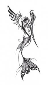mermaid tattoo designs tattooimages biz