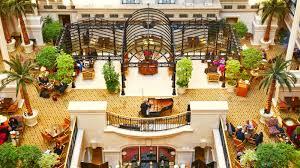 opera accompanies fine dining at the five star landmark london