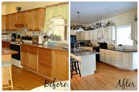 how to make chalk paint for cabinets kitchen makeover using chalk paint by sloan hometalk