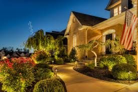 Landscap Lighting by 4 Ways To Give Your Yard Wow Factor With Landscape Lighting The