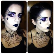 Spider Halloween Makeup Halloween Beautyjunkiesanonymous