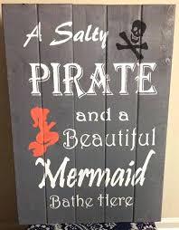 decorative bathroom signs door best pirate decor ideas on pirates