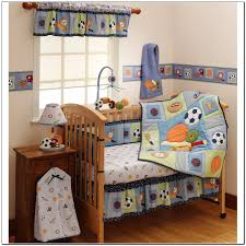 Soccer Crib Bedding by Baby Crib Bedding Sets Sports Beds Home Design Ideas