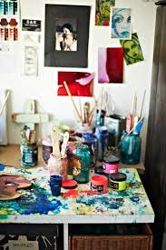 17 best beautiful art craft studio spaces images on pinterest