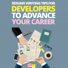 advanced resume writing tips tips for writing a great software developer resume